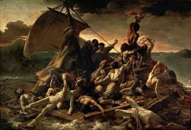 Голод и жажда убили почти 50 человек на борту судна в Атлантике
