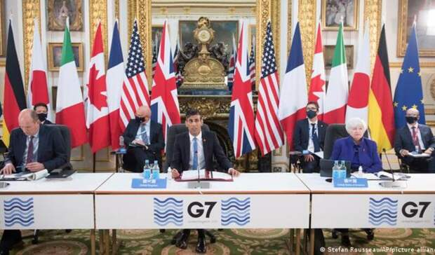 Саммит G7 открывается ванглийском графстве Корнуолл