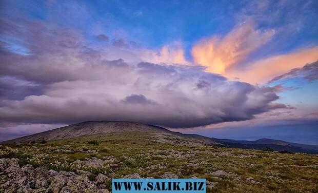 Священная гора Иремель – энергетическое место в Южном Урале