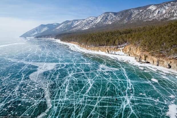 Байкал – уникальное место на планете.