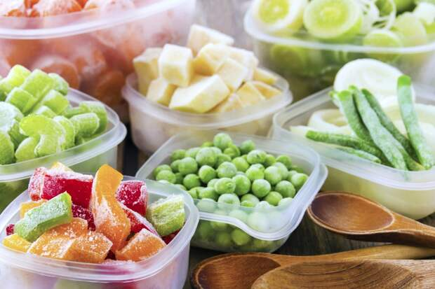 Замораживаем овощи и ягоды: 5 важных правил