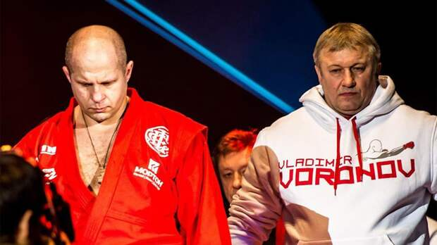 Федор Емельяненко — о своем физическом состоянии: «Годы чувствуются, травмы вылезают»