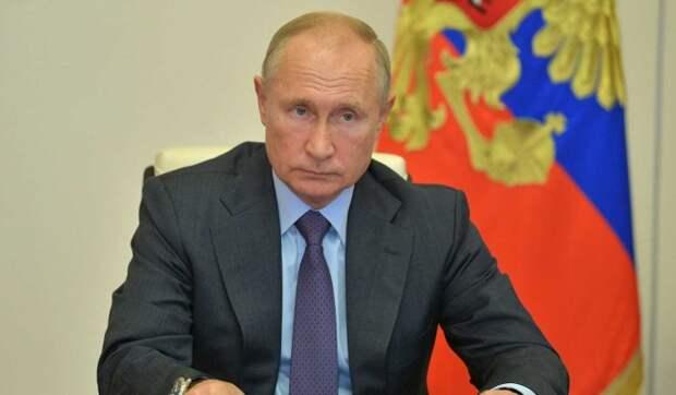 Путин: Угроза коронавируса для России еще не отступила