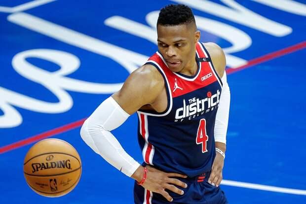 «Вашингтон» разгромил «Кливленд», Уэстбрук оформил трипл-дабл и повторил рекорд НБА