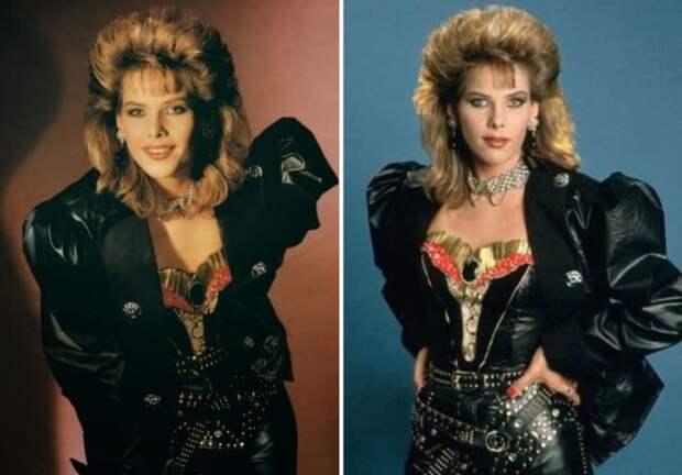 Знаменитая немецкая певица Си Си Кетч | Фото: biographe.ru и myslo.ru