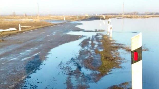 Две дороги Алтайского края открыли для движения