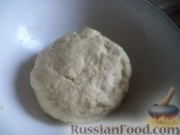 Фото приготовления рецепта: Хачапури (1) - шаг №9