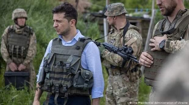 В Крыму оценили шансы Украины «вернуть» Донбасс