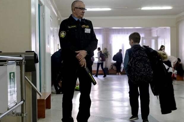 Госдума предлагает привлечь Росгвардию к охране школ - Известия