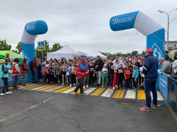 В Ижевске прошёл благотворительный марафон «Бежим с Кузей»
