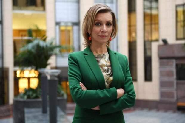 Мария Захарова: Лондону, прежде чем учить других, надо у себя порядок навести