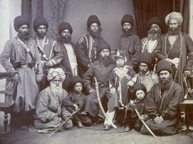 Пуштуны: главные тайны самого мстительного афганского народа