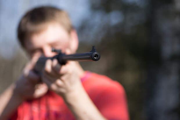 Подростков обстреляли под Волгоградом