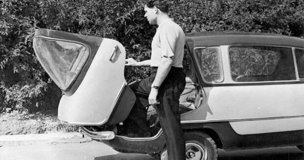 Самая первая модель «Запорожца» была круче всех последующих, но ее забраковали