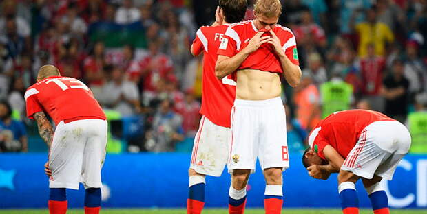 Беды российского футбола начинаются с детства
