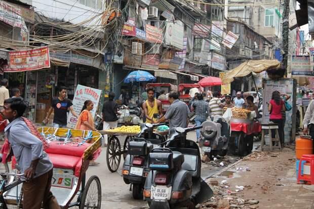 Столицу Индии накрыла четвёртая волна коронавируса