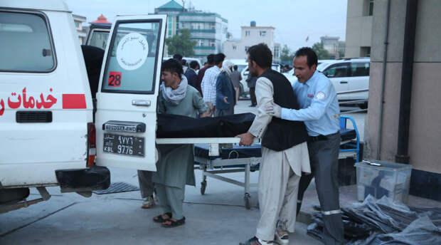 «Кровавая суббота»: в Афганистане у школы для девочек убили 55 человек