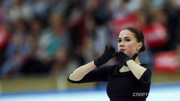 Загитова высказалась окомандном турнире сборной России