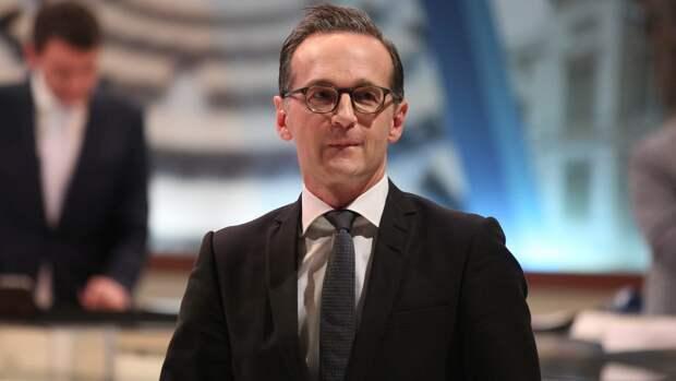 Глава МИД Германии подтвердил готовность Евросоюза к диалогу с Россией