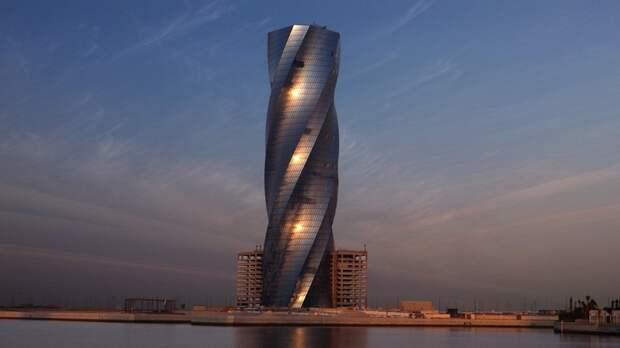 Московская башня «Эволюция» и еще 12 спиралевидных небоскребов мира
