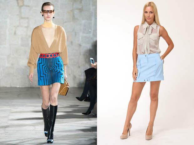 Голубой цвет в одежде: что означает синий цвет, кому подходит, с чем носить и как сочетать, примеры вечерний и повседневных образов