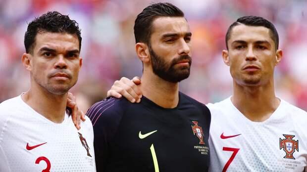 Роналду, Фелиш и Диаш вошли в заявку Португалии на Евро-2020