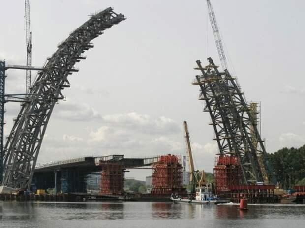 Два автомобильных и пешеходных моста через Москву-реку построят в Хорошево-Мневники