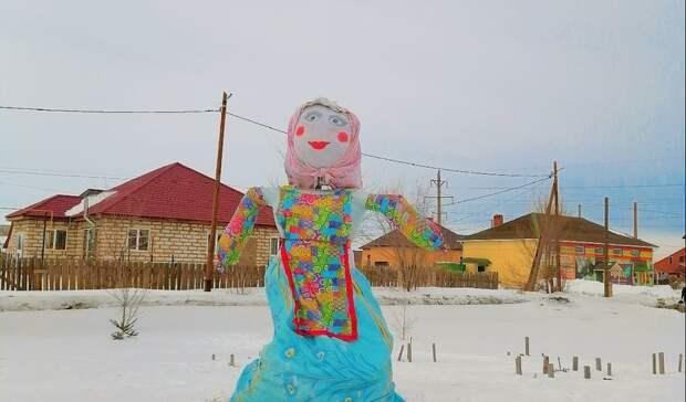 Как оренбуржцы впервые отпраздновали коронавирусную Масленицу