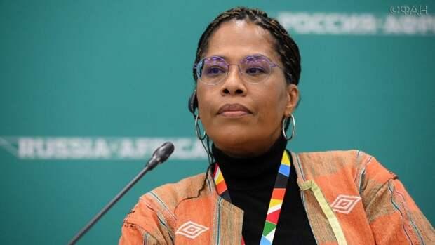 Африканская правозащитница Натали Ямб предложила Мали и ЦАР подать в суд на Францию