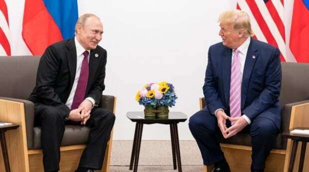 """Трамп рассказал о """"реальном"""" отношении Путина к президентству Байдена"""