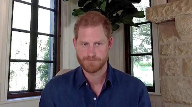Принц Гарри признался, что хотел уйти из королевской семьи в 20 лет
