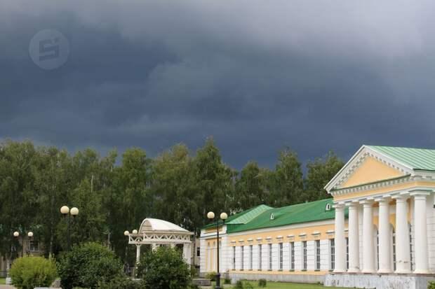 Грозы, ливни и сильный ветер ожидаются в Удмуртии 1 июня