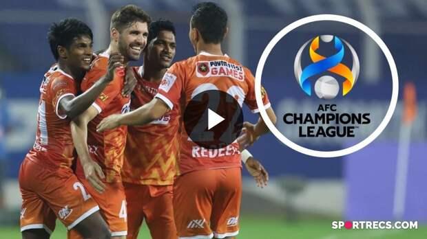 FC Goa vs Al Wahda || AFC Champions League 2021 || Fan Gameplay & Preview
