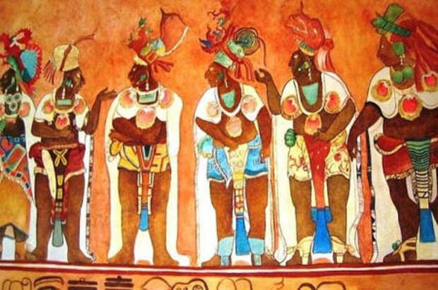 Семь загадок и тайн племени майя