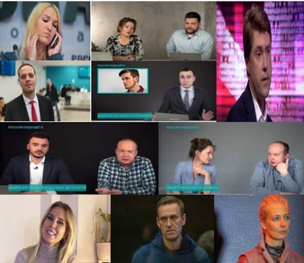 Навальнистская гниль из России бежит на Запад – деградация ФБК