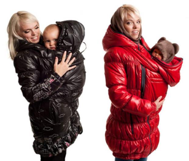 По одёжке... Десять стильных советов для молодой мамы