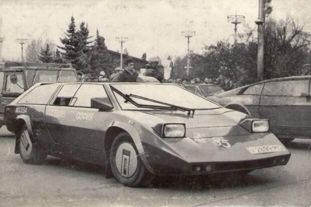 Самые интересные самодельные автомобили из СССР Изобретатель, авто, автодизайн, автомобили, самоделка, самодельный авто, своими руками