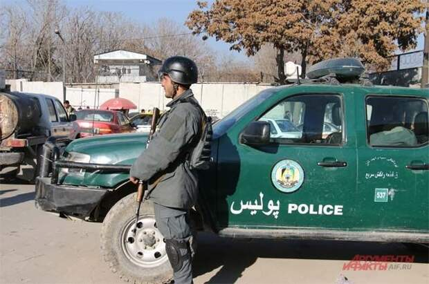 В Кабуле в результате серии взрывов погибли десять человек