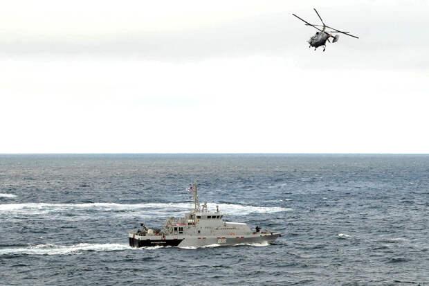 Учения Черноморского флота в Крыму возмутили Украину