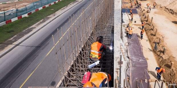 Шумным строителям СВХ выписали штрафы