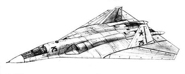 Тема «Б-90». Проекты перспективных бомбардировщиков от ОКБ Сухого