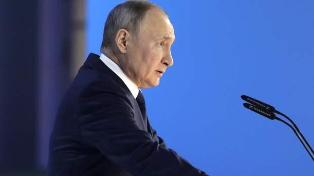 Путин заявил о готовности к активизации связей с Румынией