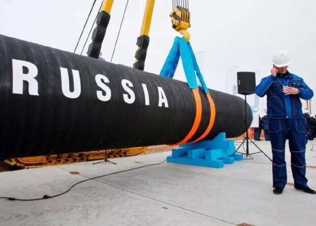 Энергетик разоблачил данные об остановке «Северного потока-2» простым фактом