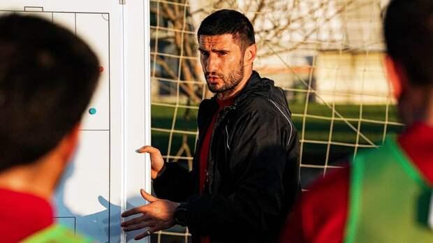 Гогниев: «Хочу своим примером направить руководителей, тренеров, чтобы они не боялись играть в атаку»
