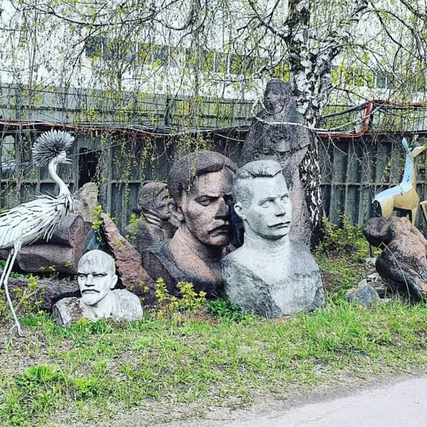 На месте «кладбища вождей» в Староватутинском проезде появится выставочный зал