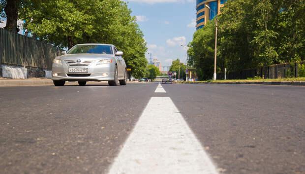 Количество транспорта на дорогах Подмосковья 8 июня выросло на 7%
