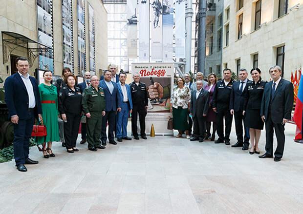 Уникальная выставка о финансовом обеспечении во время Великой Отечественной войны создана в Минобороны России