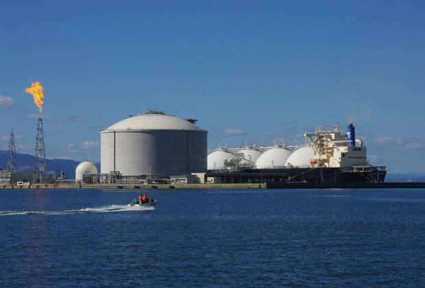 Индия готовит 6 крупных портов к приему российского СПГ