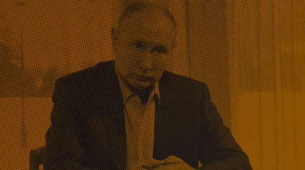 Путин забросил восемь шайб в матче Ночной хоккейной лиги