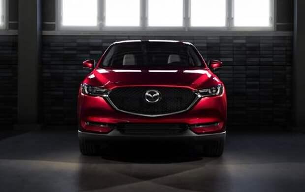 Глубокий блеск: Mazda представила новый кроссовер CX-5